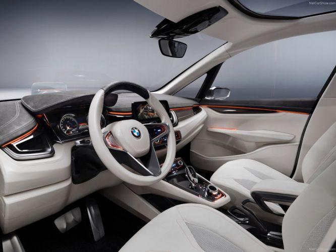 active BMW car cars Concept tourer wallpaper