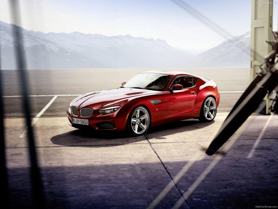 BMW bwm cars Coupe static supercars zagato wallpaper
