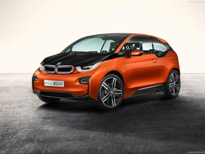 2012 BMW Concept Coupe wallpaper