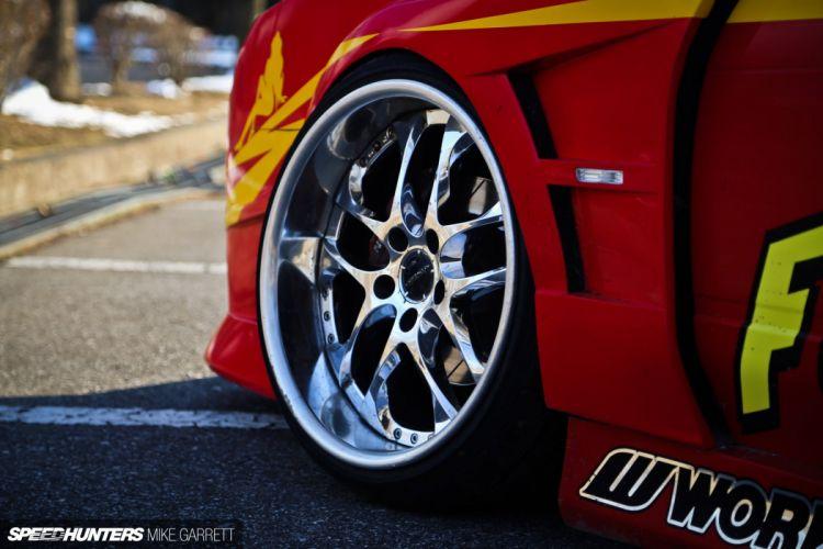 180SX Camaro Nissan s13 tuning fy wallpaper