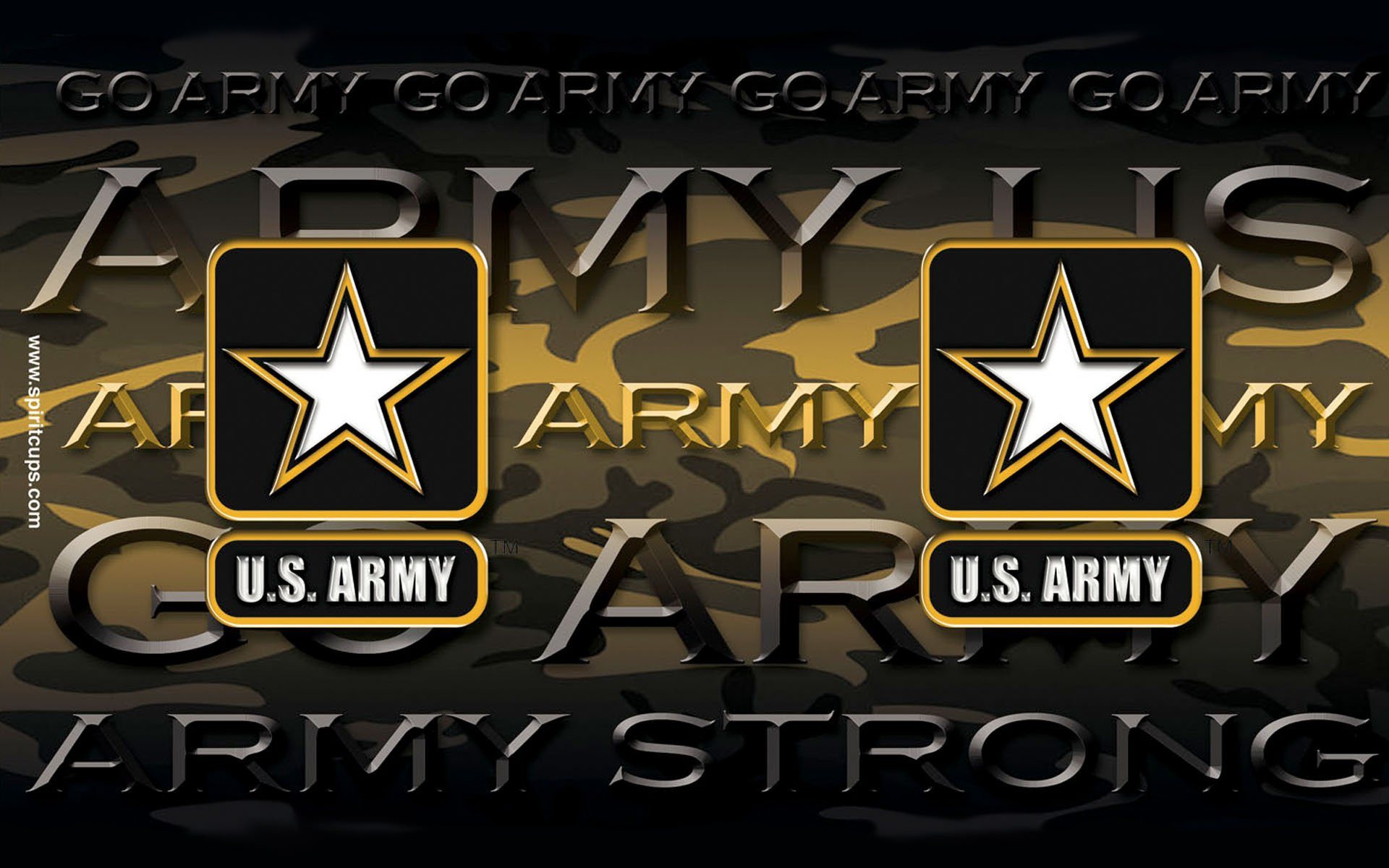 Army Military Poster Logo (3) Wallpaper