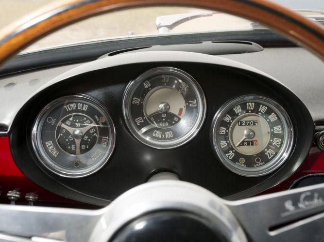 1956 Alfa Romeo Giulietta Sprint Veloce Alleggerita (750) retro ds wallpaper