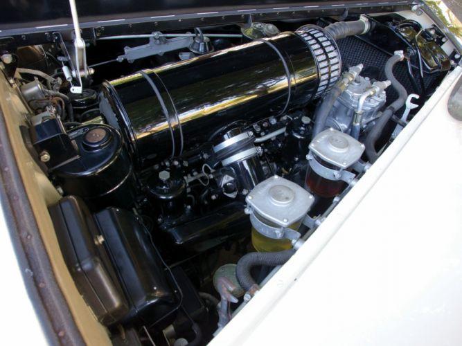 1959 Rolls Royce Silver Cloud Drophead Coupe luxury retro g wallpaper