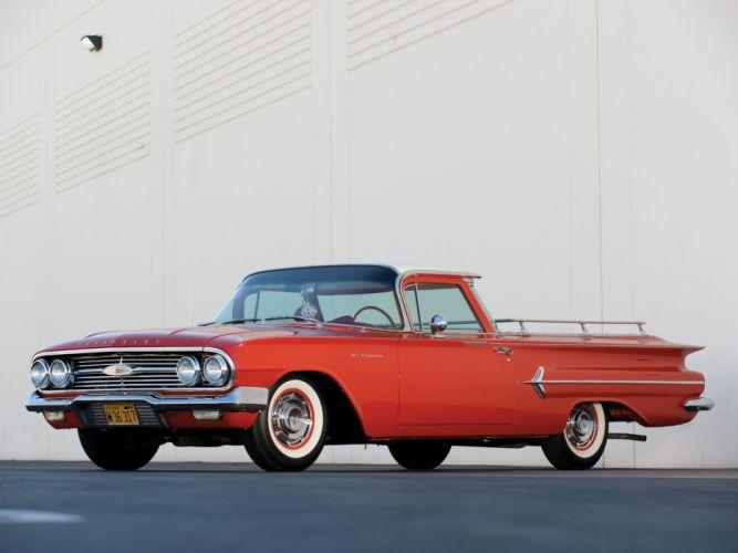 1960 Chevrolet El-Camino pickup classic camino r wallpaper