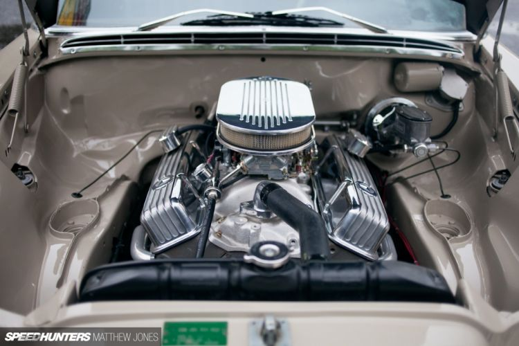 1969 Mercedes Benz 280S tuning v-8 (2) wallpaper