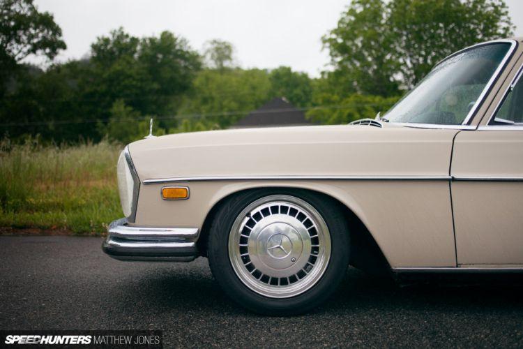 1969 Mercedes Benz 280S tuning v-8 (5) wallpaper