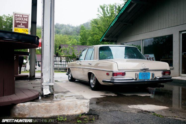 1969 Mercedes Benz 280S tuning v-8 (6) wallpaper