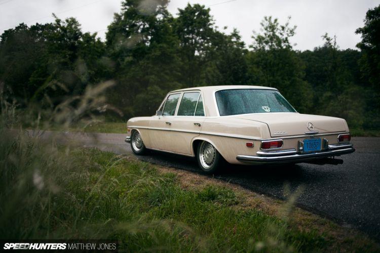 1969 Mercedes Benz 280S tuning v-8 (1) wallpaper