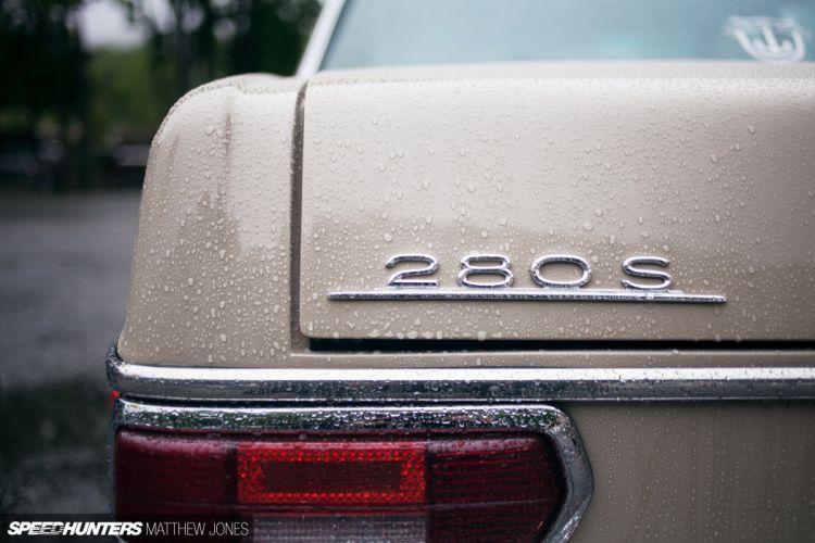 1969 Mercedes Benz 280S tuning v-8 (12) wallpaper
