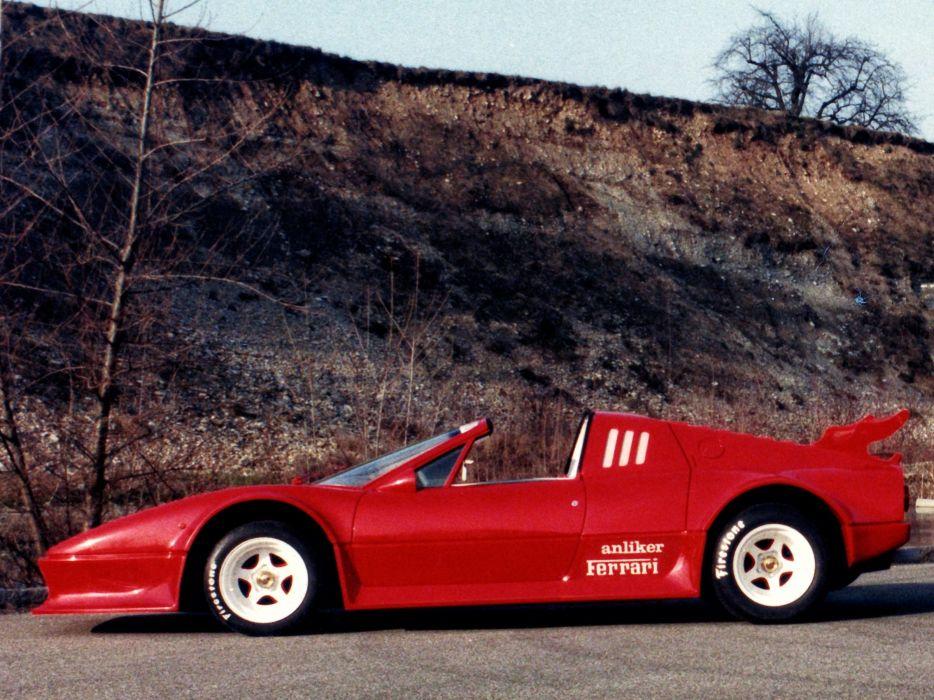 1984 Anliker Ferrari 512 B-B Targa tuning supercar f wallpaper