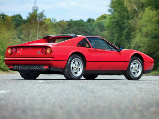 1985-89 Ferrari 328 GTS supercar h wallpaper