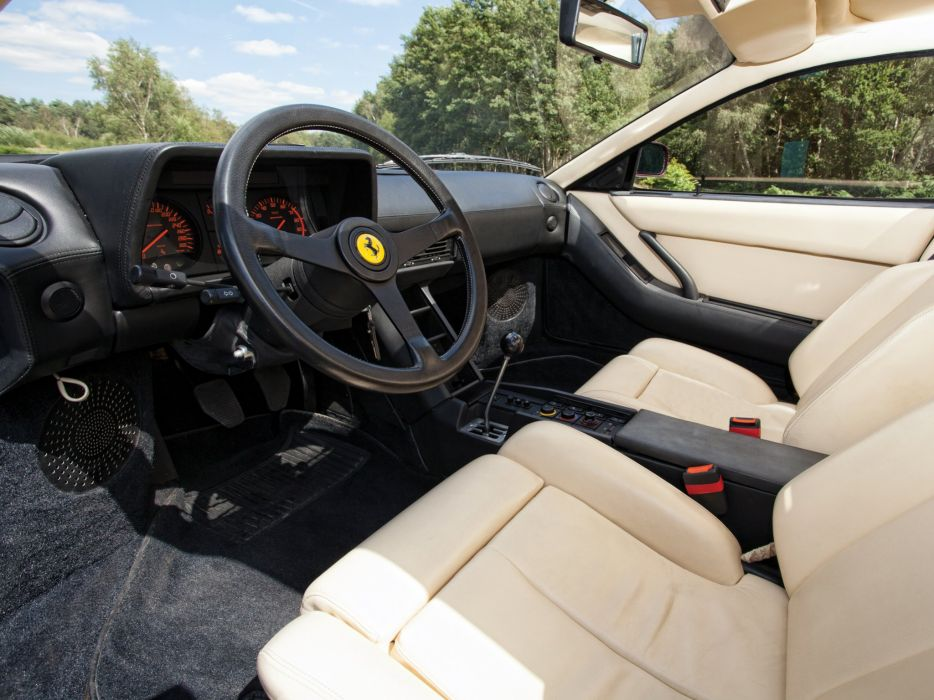 1986-92 Ferrari Testarossa supercar h wallpaper
