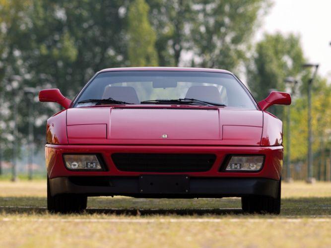 1989-93 Ferrari 348 T-B supercar (4) wallpaper