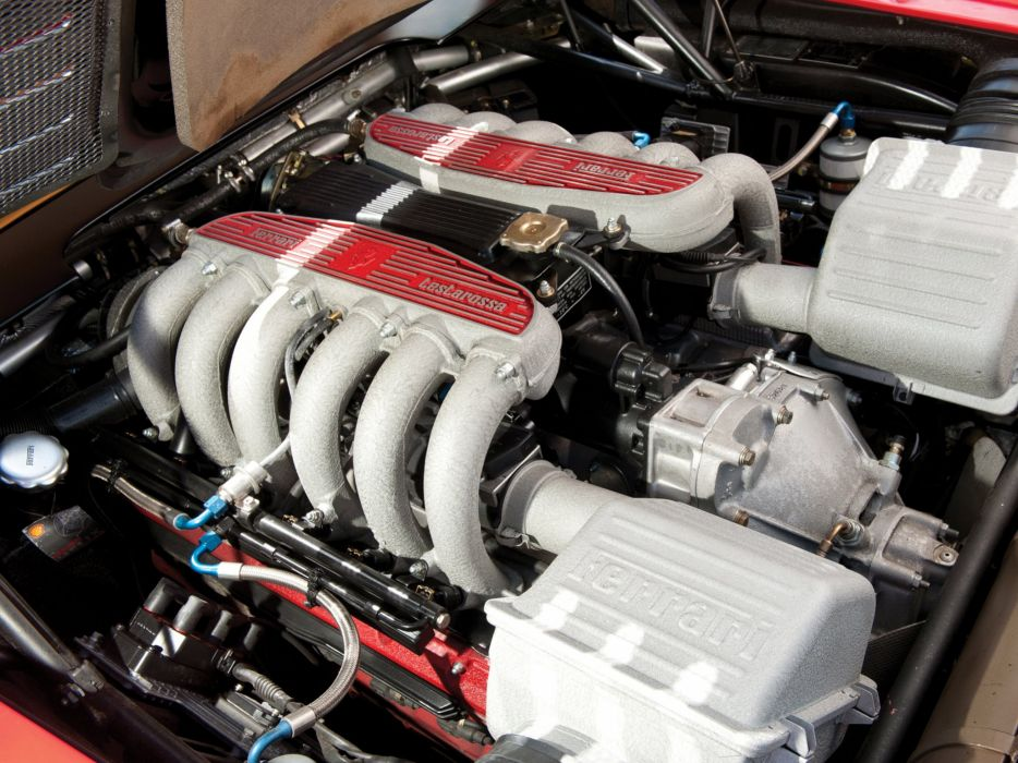 1992-94 Ferrari 512 T-R supercar e wallpaper