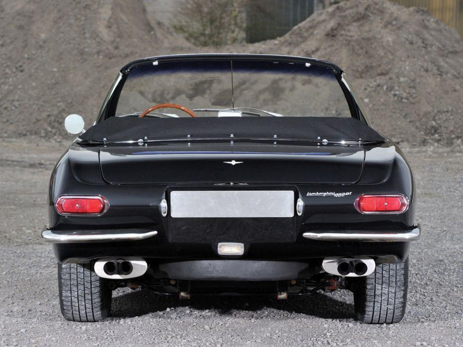 1999 Lamborghini 400 G-T Spyder supercar rd wallpaper