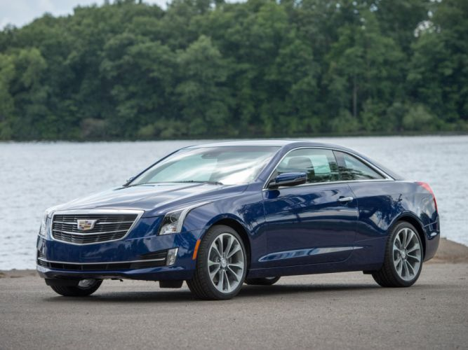 2015 Cadillac ATS Coupe luxury h wallpaper