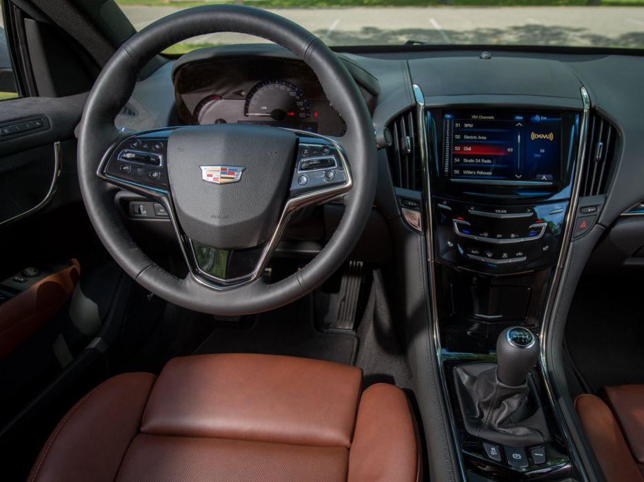 2015 Cadillac ATS Coupe luxury g wallpaper