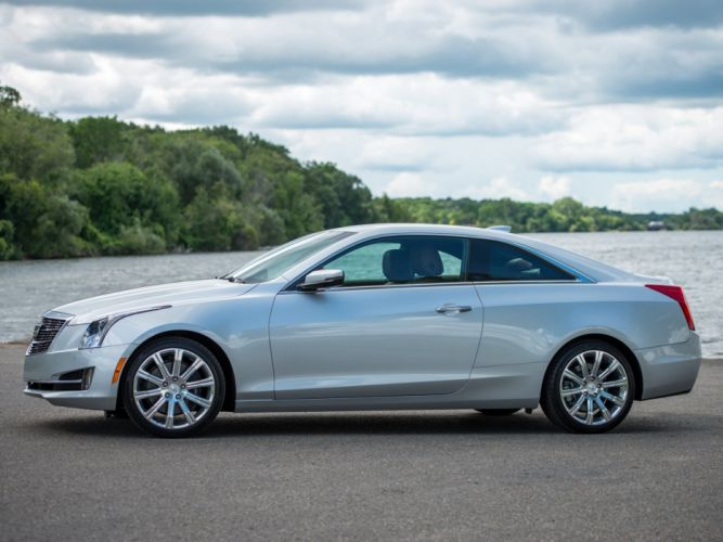 2015 Cadillac ATS Coupe luxury f wallpaper