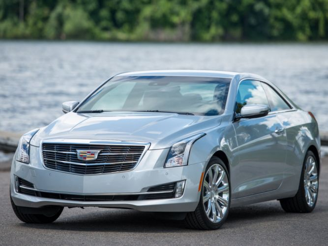 2015 Cadillac ATS Coupe luxury fd wallpaper