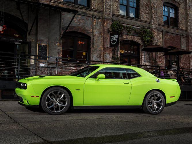 2015 Dodge Challenger R-T (L-C) muscle f wallpaper