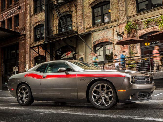 2015 Dodge Challenger R-T Classic (L-C) muscle f wallpaper