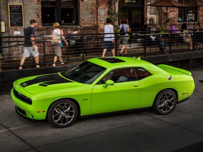 2015 Dodge Challenger R-T (L-C) muscle w wallpaper