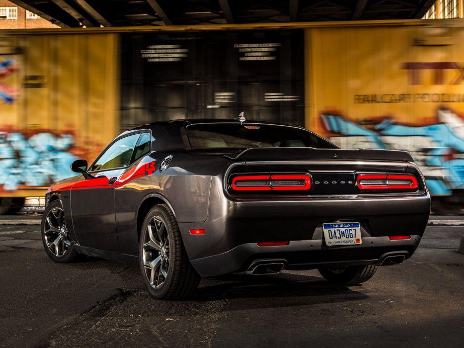 2015 Dodge Challenger R-T Classic (L-C) muscle h wallpaper