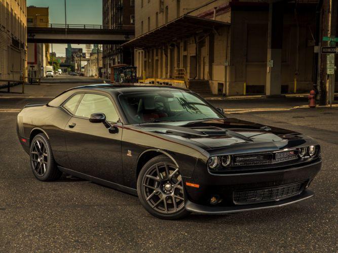 2015 Dodge Challenger R-T Scat-Pack (L-C) muscle scat pack rw wallpaper