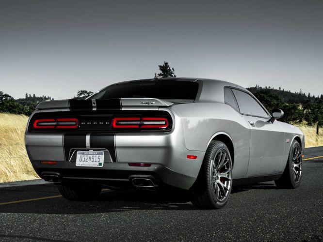 2015 Dodge Challenger SRT 392 (L-C) muscle w wallpaper