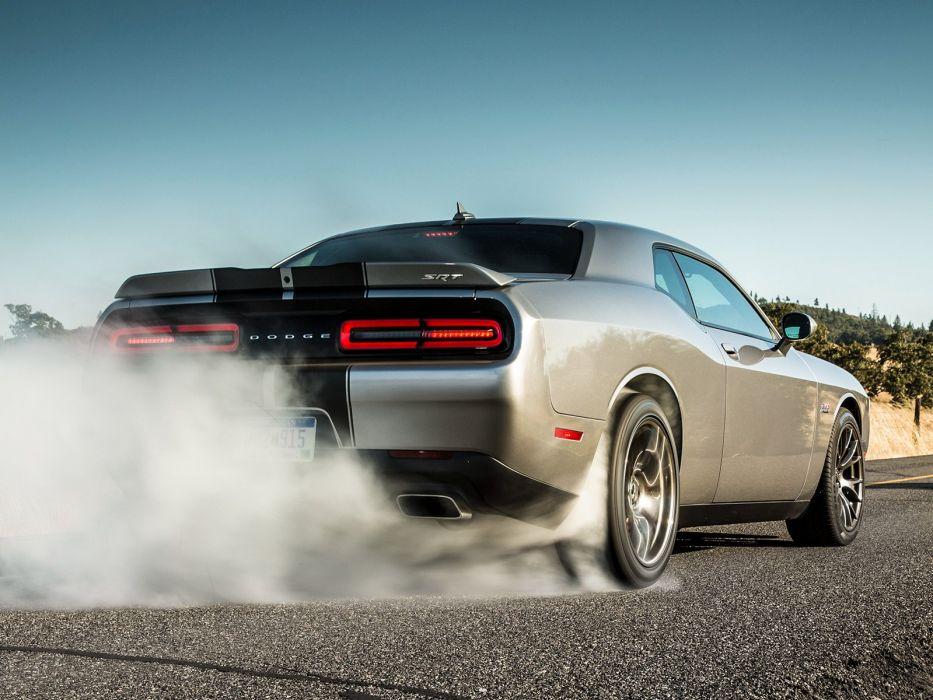 2015 Dodge Challenger Srt 392 L C Muscle F Wallpaper