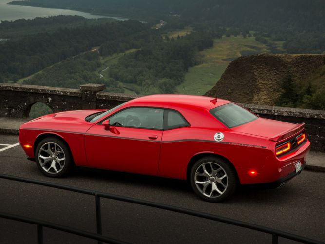 2015 Dodge Challenger SXT Plus (L-C) muscle s wallpaper