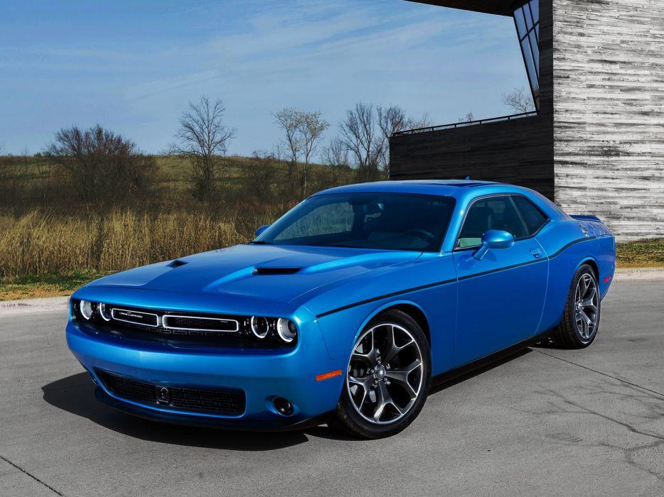 2015 Dodge Challenger SXT Plus (L-C) muscle gs wallpaper