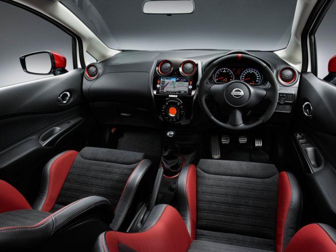 2015 Nissan Note Nismo-S (E12) nismo s wallpaper