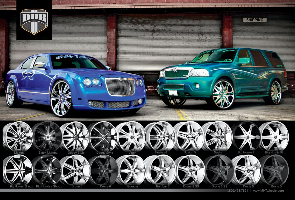 dub-car tuning wheel dub (15) wallpaper