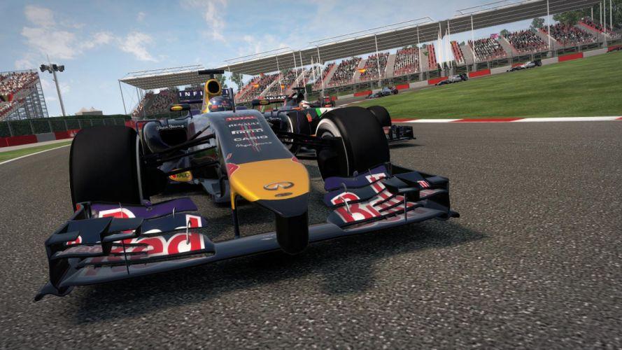 F-! formula one formula-1 race racing (40) wallpaper