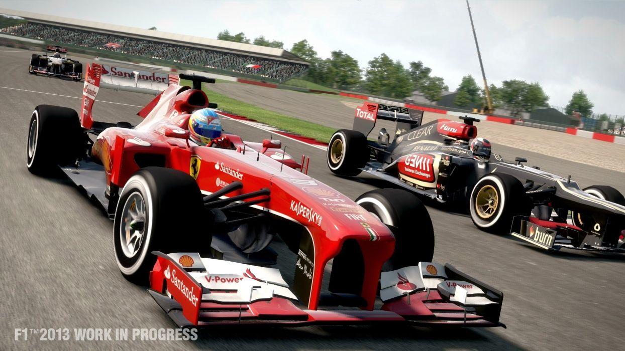 F-! formula one formula-1 race racing (51) wallpaper