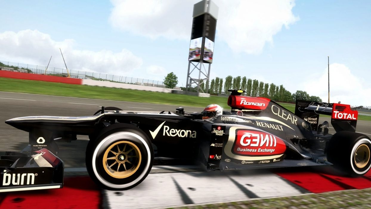 F-! formula one formula-1 race racing (80) wallpaper