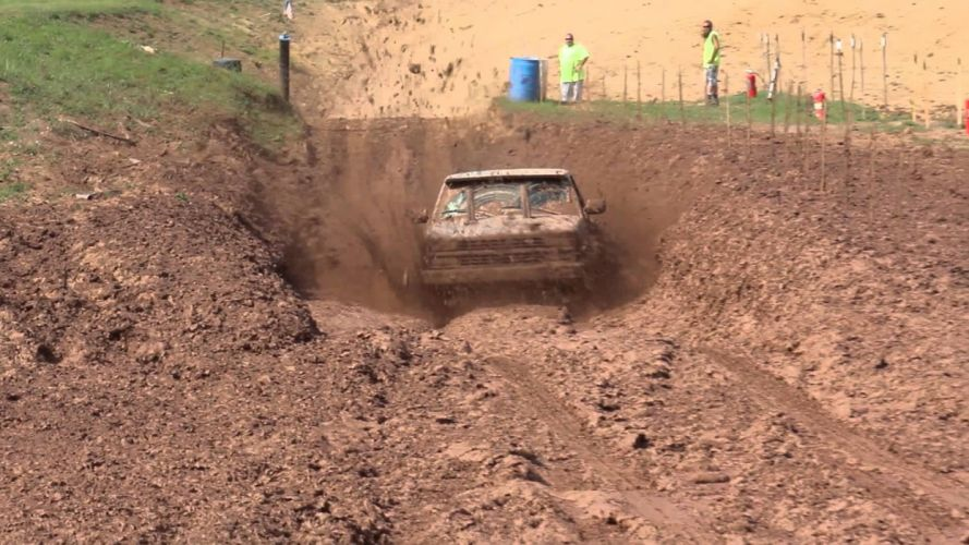 MUD-BOGGING 4x4 offroad race racing pickup (18) wallpaper