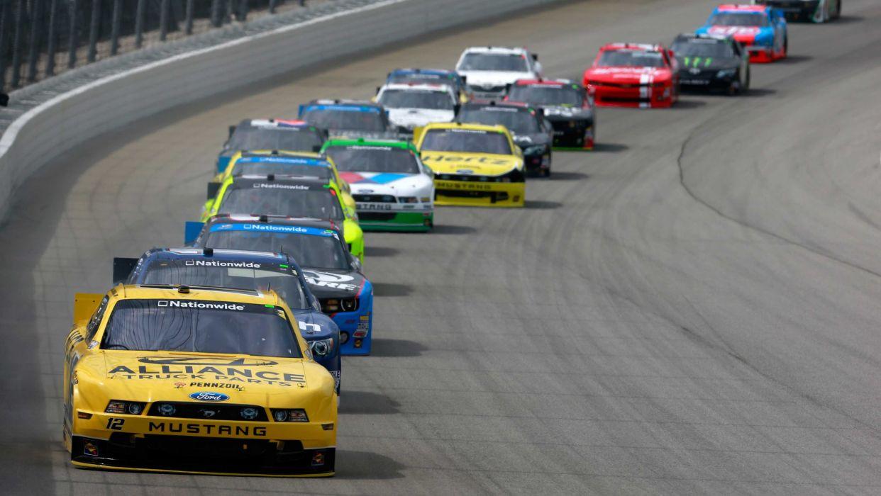 nascar race racing (34) wallpaper