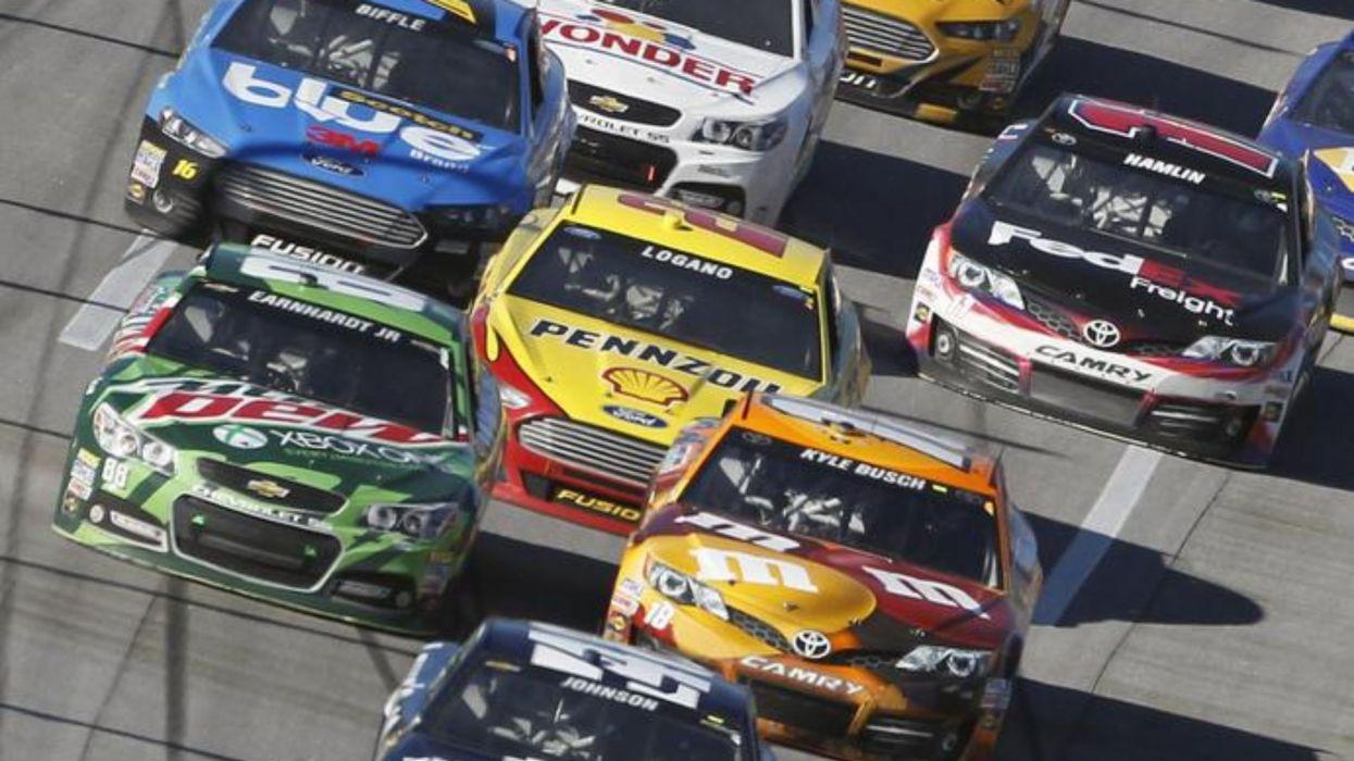 nascar race racing (40) wallpaper