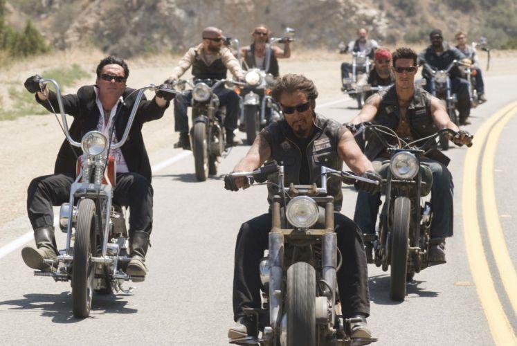 biker gang bike motorboke motorcycle bike poster (3) wallpaper