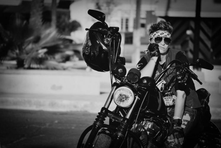 biker gang bike motorboke motorcycle bike poster (5) wallpaper