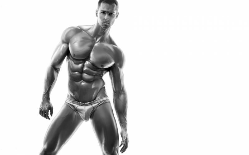 body-building fitness muscle muscles weight lifting Bodybuilding (31) wallpaper