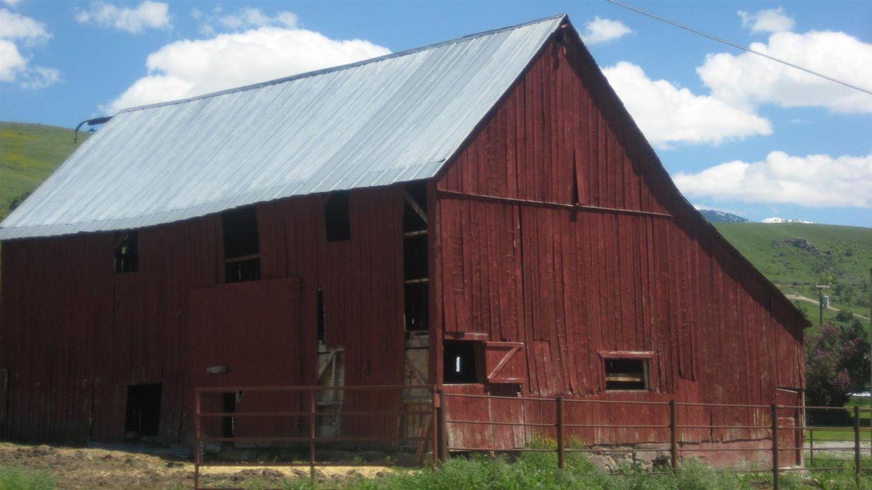 farms building rustic farm barn vintage (17) wallpaper