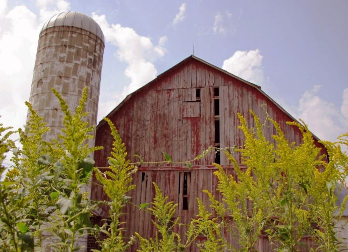 farms building rustic farm barn vintage (15) wallpaper