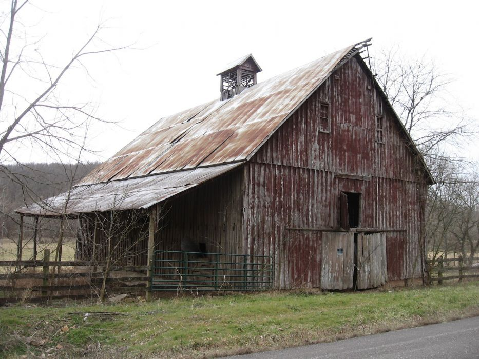 farms building rustic farm barn vintage (16) wallpaper