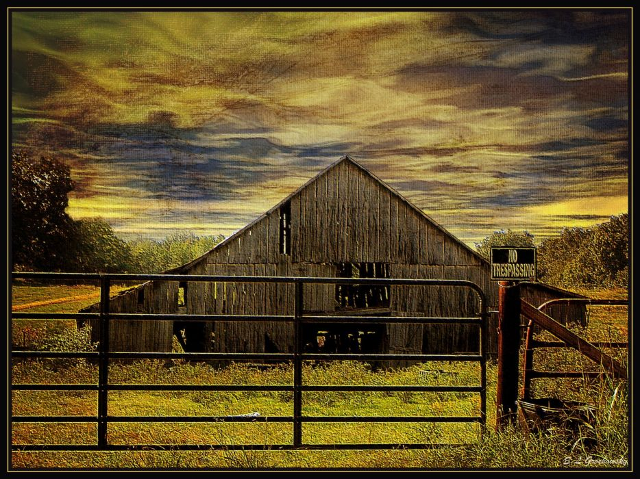 farms building rustic farm barn vintage (26) wallpaper