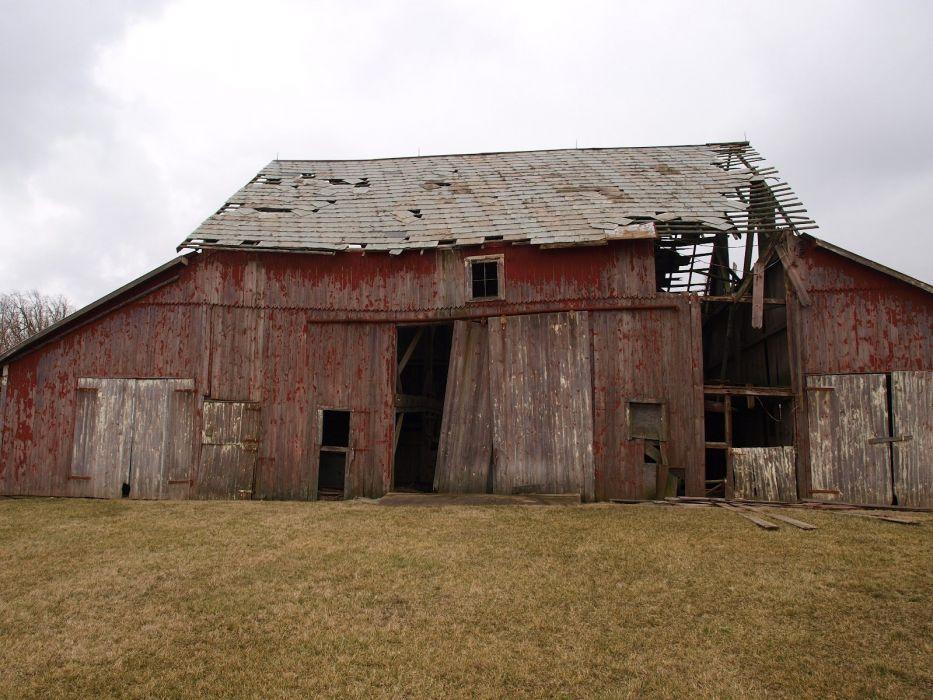 farms building rustic farm barn vintage (40) wallpaper