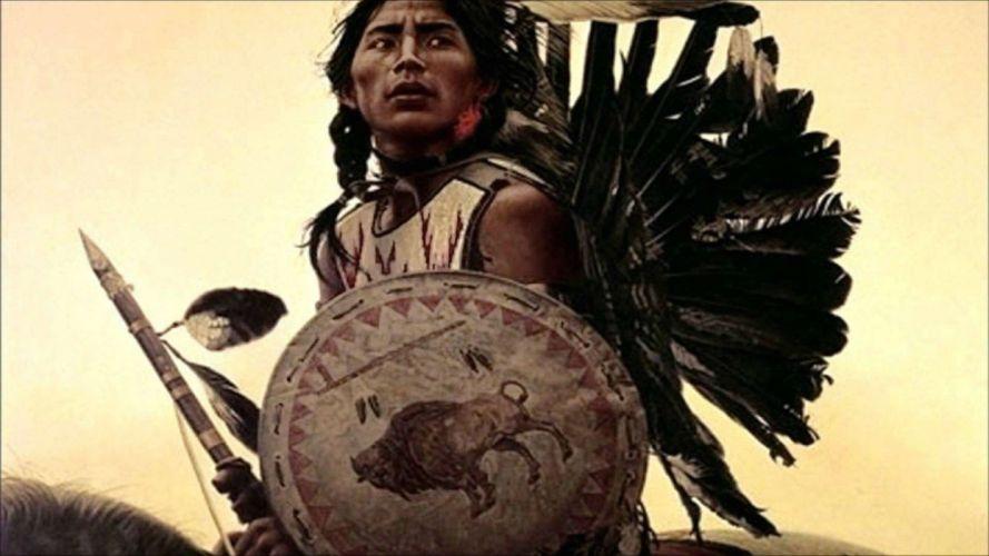 indian native american western (2) wallpaper