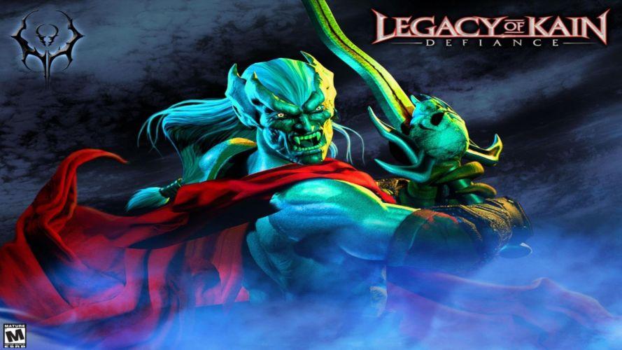 LEGACY-OF-KAIN action adventure vampire online fighting fantasy legacy kain (18) wallpaper